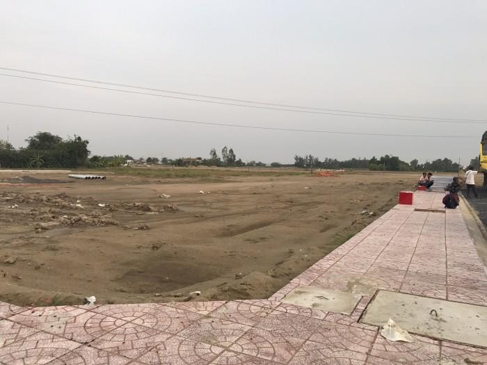 Bình Chánh Residence, Khu đô thị mới cửa khẩu phía Tây SG