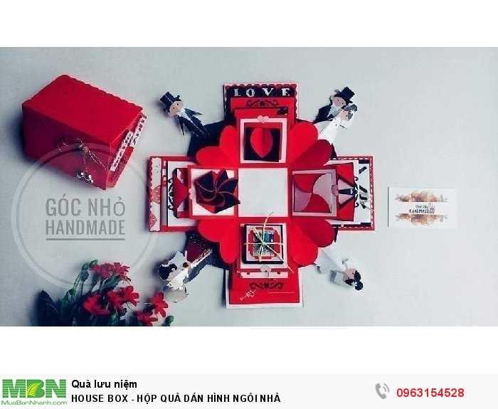 House box - hộp quà dán hình ngôi nhà4