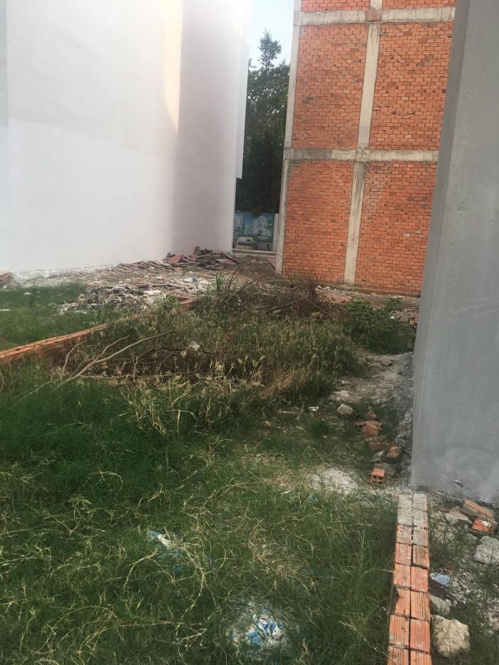 Sang gấp lô đất 68m2 hẻm nội bộ Nguyễn Hữu Dật, sổ hồng riêng