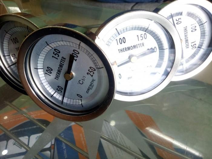 Đồng hồ đo nhiệt Cơ 0 đến 250 Độ C