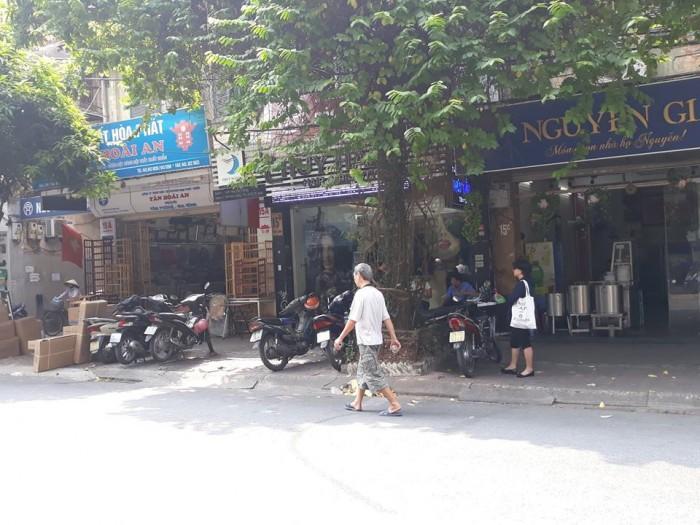 Cho thuê mặt phố Lý Thường Kiệt, Hoàn Kiếm,  30m2, mt 6 m,2 tầng