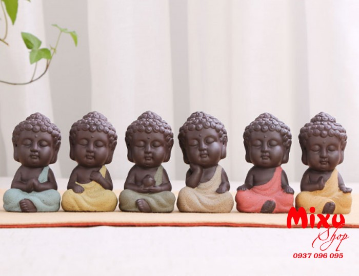 Tượng Phật Ngồi Thiền - 6 Mẫu10