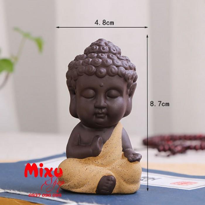 Tượng Phật Ngồi Thiền - 6 Mẫu1