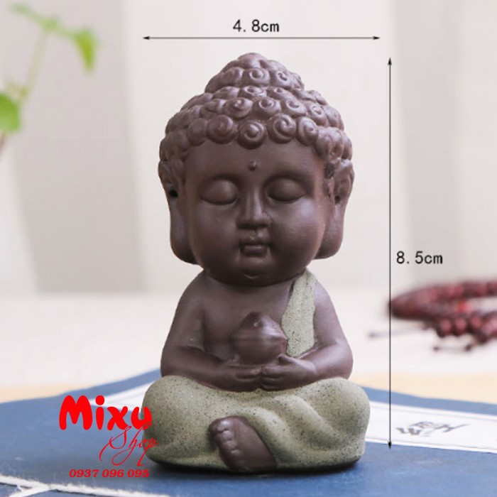 Tượng Phật Ngồi Thiền - 6 Mẫu3