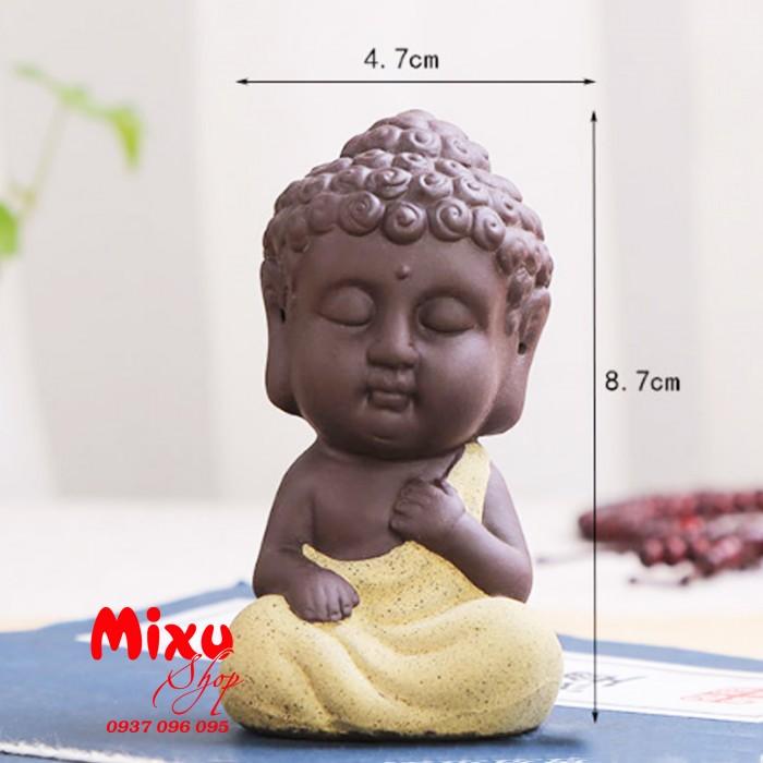Tượng Phật Ngồi Thiền - 6 Mẫu2