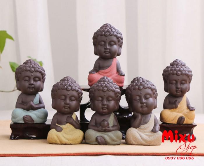 Tượng Phật Ngồi Thiền - 6 Mẫu4