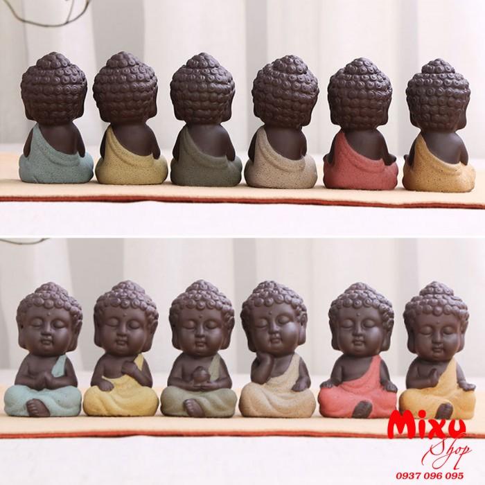 Tượng Phật Ngồi Thiền - 6 Mẫu9