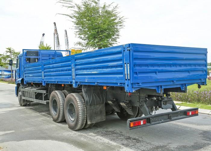 Xe tải thùng Kamaz  65117 (6X4) long I, 7M8
