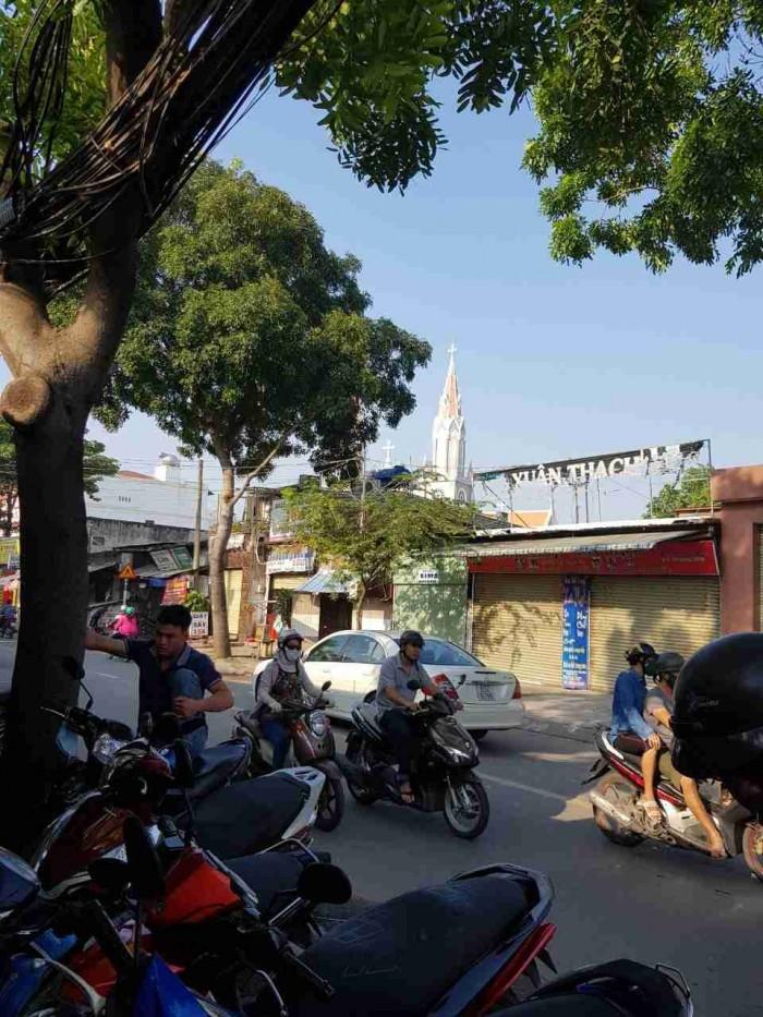 Sở Hữu Ngay Nhà Trung Tâm MT Q12 đường Nguyễn Văn Qúa - 8,63x37m2 (Nở Hậu 8,66m)