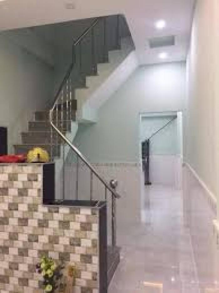 Bán nhà hẻm 5m, 98/99 Phan Huy Ích P15 Tân Bình