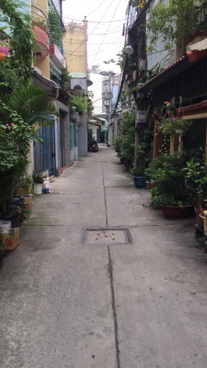 Nhà Đẹp Mới Xây,dọn vào ở liền Đường Thành Mỹ phường 8 Tân Bình