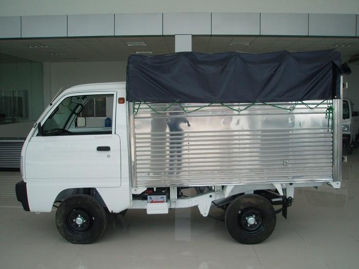Suzuki Super Carry sản xuất năm 2018 Số tay (số sàn) Xe tải động cơ Xăng