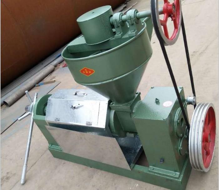 Máy ép dầu lạc công nghiệp chính hãng, lắp đặt tại nhà, bảo hành 12 tháng ̉6YL-1205