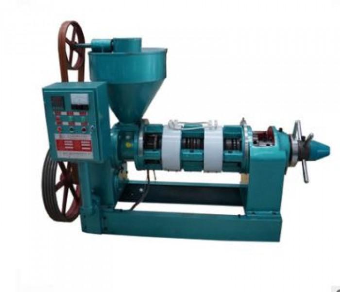 Máy ép dầu lạc công nghiệp chính hãng, lắp đặt tại nhà, bảo hành 12 tháng YZYX120WK (15KW)5