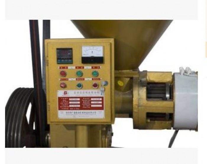 Máy ép dầu lạc công nghiệp chính hãng, lắp đặt tại nhà, bảo hành 12 tháng YZYX140WK (18,5KW-22KW)3