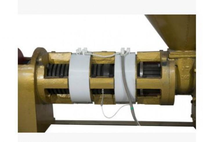 Máy ép dầu lạc công nghiệp chính hãng, lắp đặt tại nhà, bảo hành 12 tháng YZYX140WK (18,5KW-22KW)1