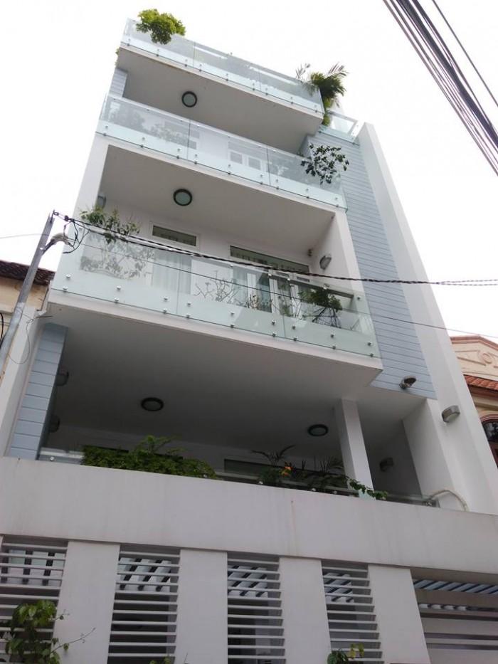 Cần bán gấp căn nhà 105m2 đường số 9, Q7