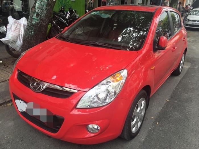 Hyundai i20 sản xuất năm 2012 Số tự động Động cơ Xăng