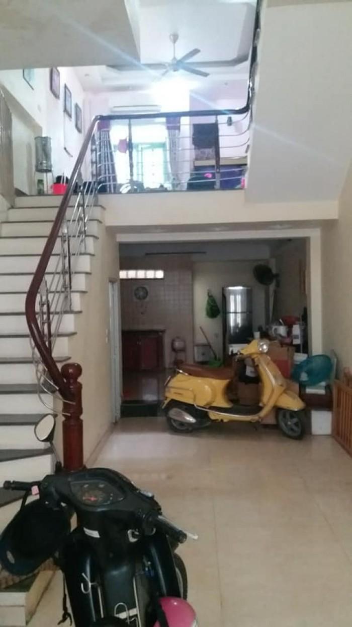 Bán gấp nhà mặt ngõ quận Thanh Xuân, ô tô tránh, kinh doanh, 50mx5T