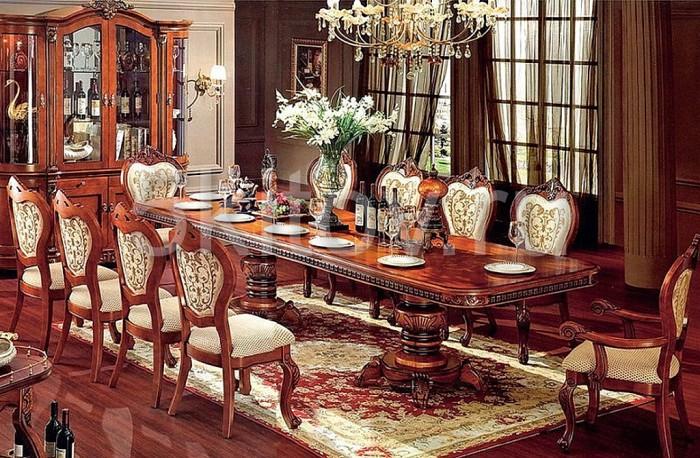 bàn ghế cổ điển sang trọng9