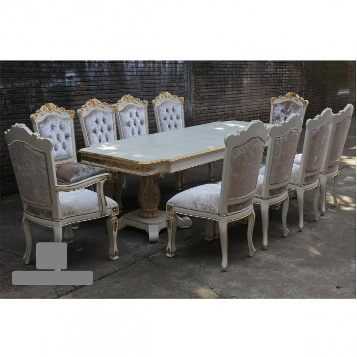 bàn ăn tân cổ điển đẹp tại Cần Thơ Bạc Liêu3