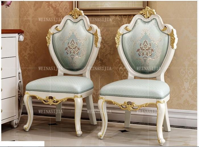 ghế phòng ăn phong cách châu âu1