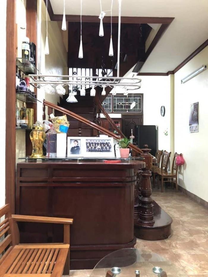 Phân lô Nguyễn An Ninh nhà đẹp gần phố, khu trung tâm 55m2, 4 tầng