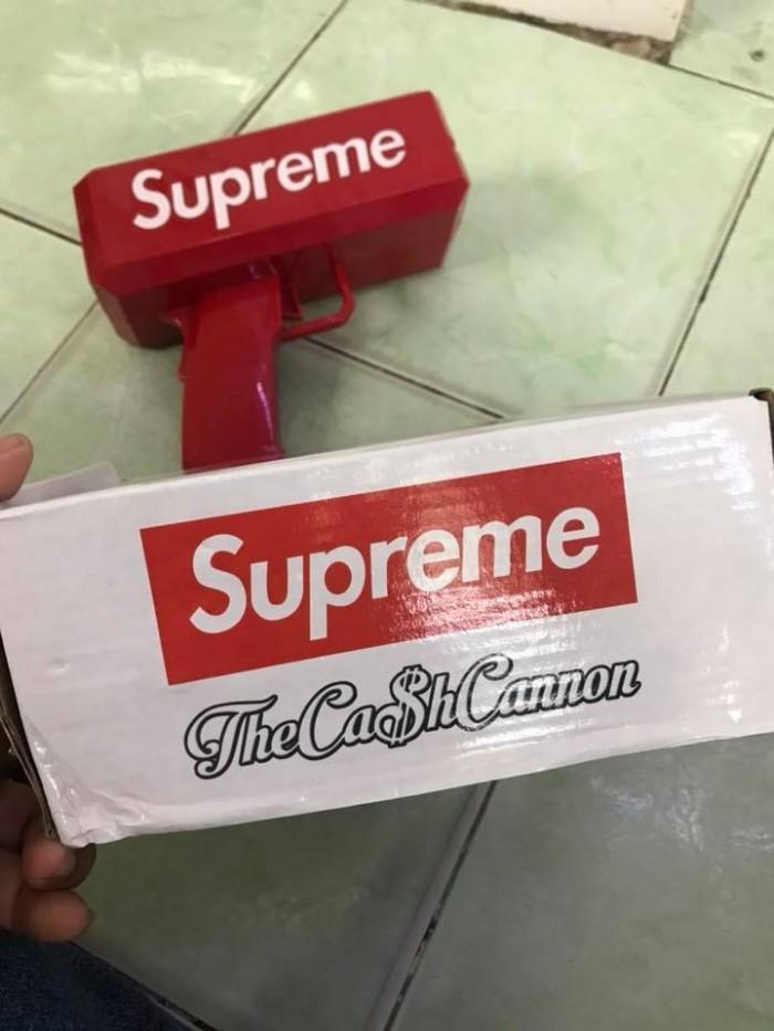 Súng Bắn Tiền Supreme Cash Cannon Money Gun1