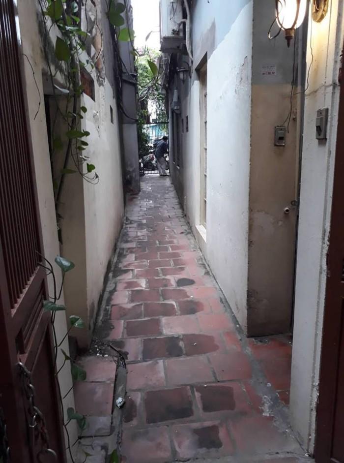 Bán nhà phố Yên Thế 88,4m2 mặt tiền 7,5m
