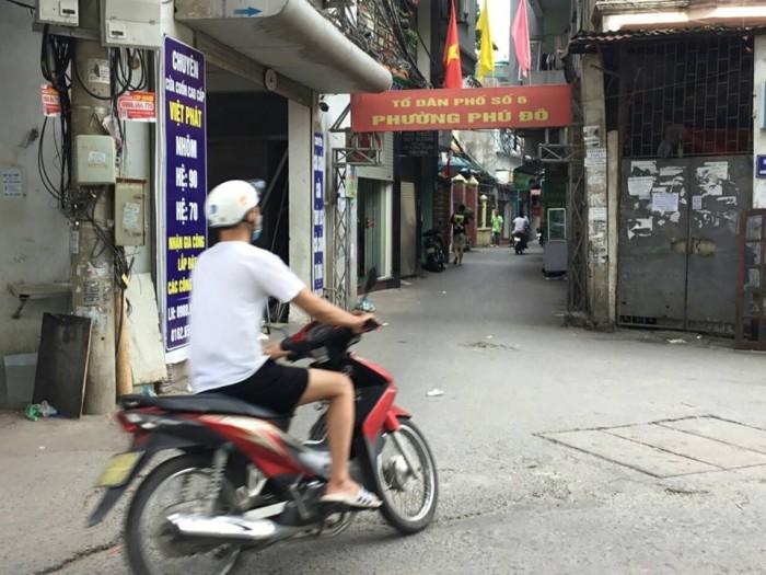 Bán nhà 50m 3 tầng ở Phú Đô - Nam Từ Liêm – Hà Nội
