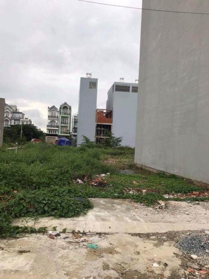 Bán lô đất thổ cư Bình Chánh, shr, diện tích 5×16 m2