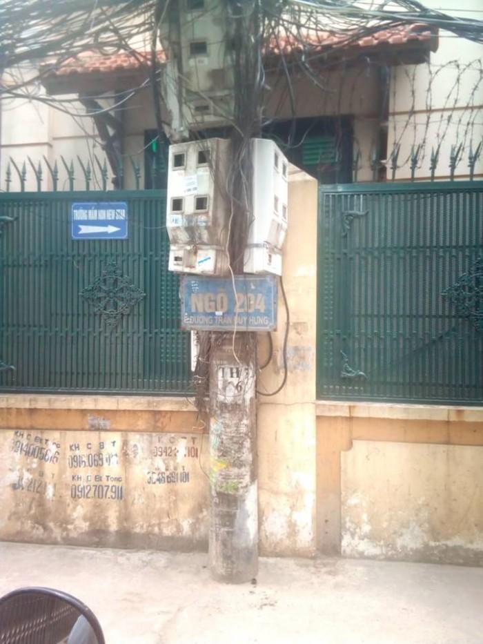 Bán nhà mặt ngõ Trần Duy Hưng, DT 50m2 x 4T, MT 5m
