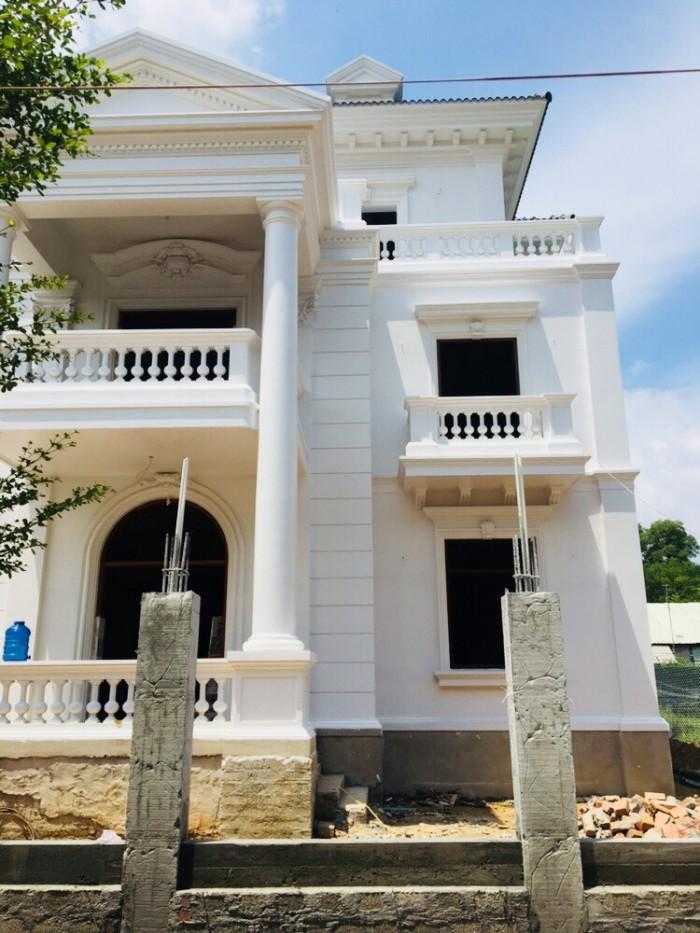 Bán biệt thự 3 tầng đường Phạm Văn Đồng Huế