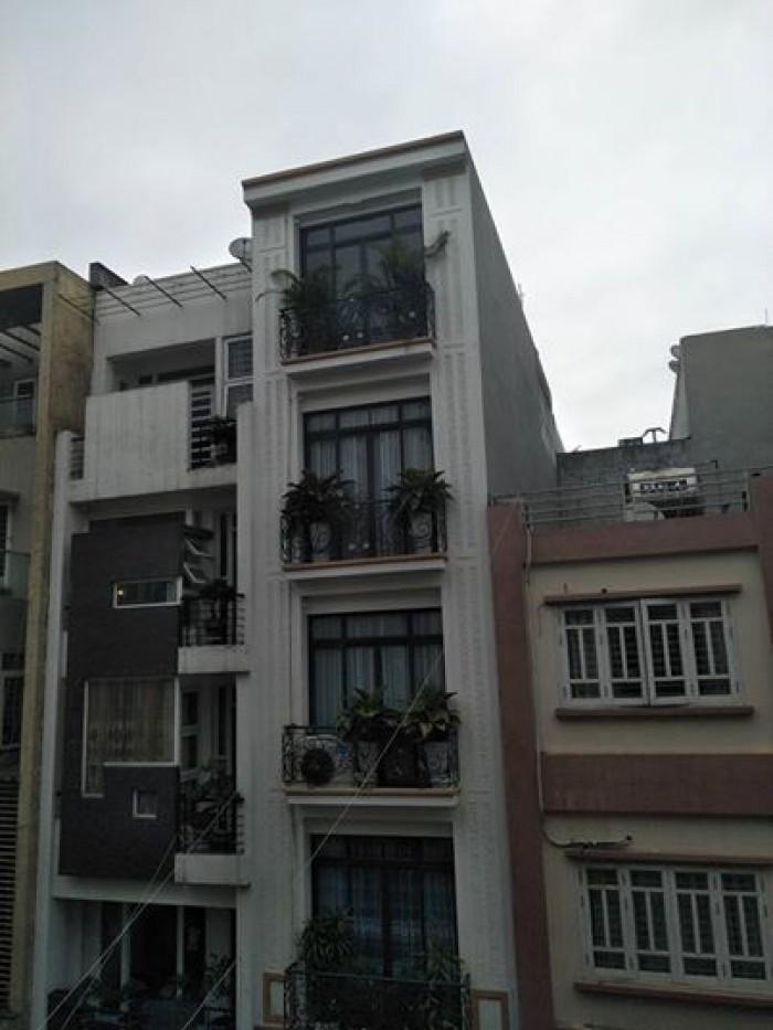 Bán nhà 5 tầng karaoke mặt phố Nguyễn Khuyến, Hà Đông