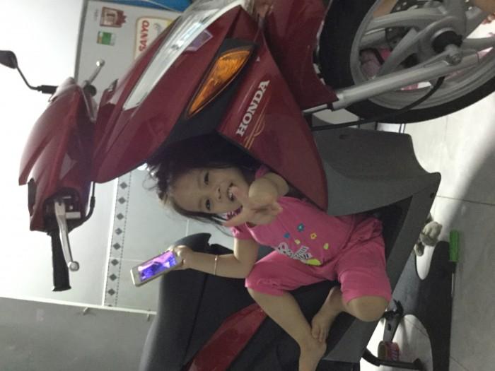 Honda Click sản xuất năm 2011