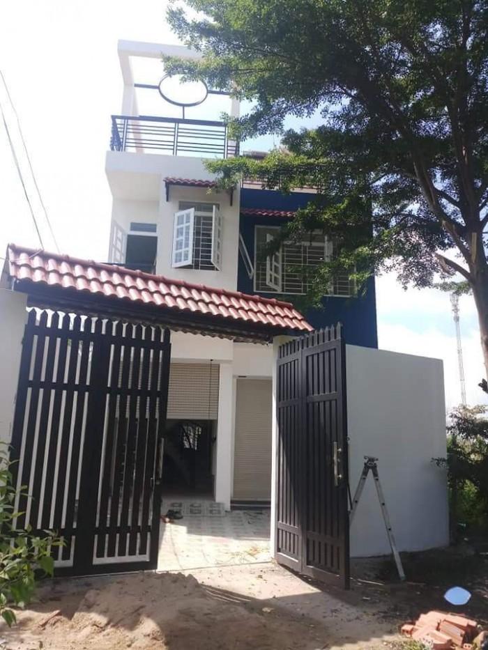 Bán rẻ Biệt Thự Mới Đẹp Lung Linh-DT 7x17m, Gara Oto- Giá 3.6 tỷ- Huỳnh Tấn Phát-TT Nhà Bè, Sát Q7