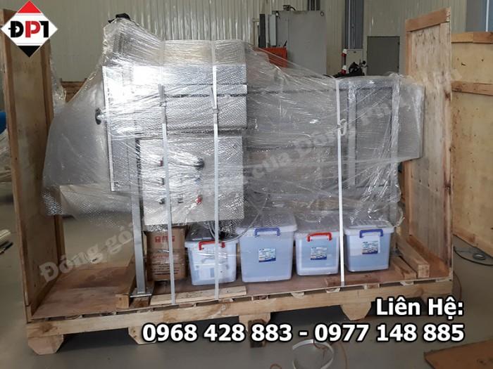 Dịch vụ đóng gói máy móc chất lượng tại Bắc Ninh