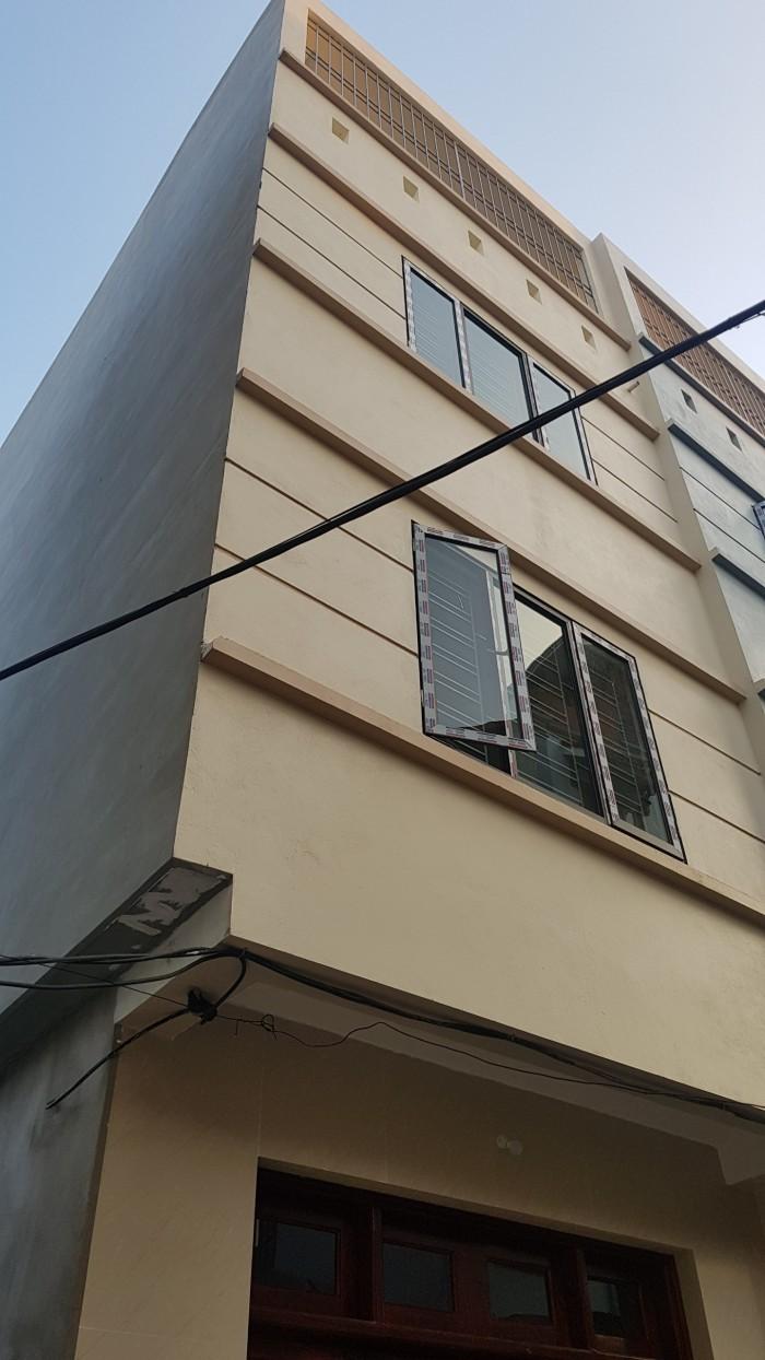 Nhà sát mặt phố phố hà Trì - Đa Sỹ (35m2*5T). hỗ trợ ngân hàng (về ở ngay)