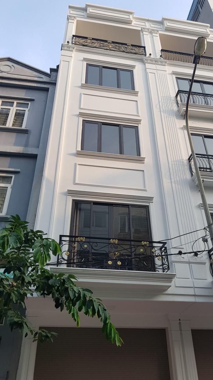 Bán nhà 2 mặt thoáng tầng 40m2 cuối Nguyễn Khuyến-văn Quán, kinh doanh cực tốt