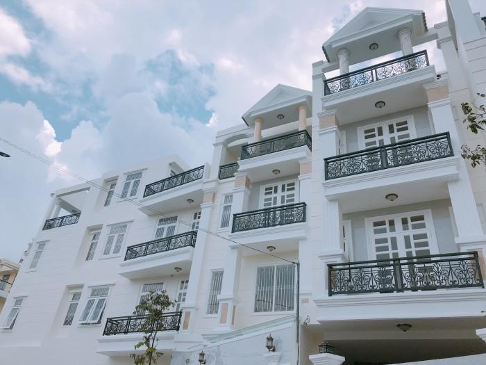 Mở bán Khu Dự án nhà phố - Phạm vĂn Đồng. Nhà mới Trệt 2 L. 60m2.
