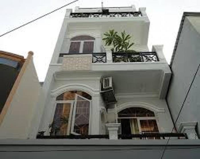 Nhà HXH Nguyễn Trãi, mặt tiền 4m