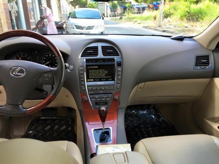 Bán em Lexus ES 350 2008 tự động đen cực sang trọng. 3