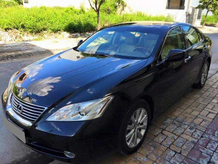 Bán em Lexus ES 350 2008 tự động đen cực sang trọng. 4