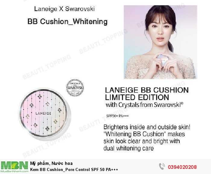 Kem BB Cushion_Pore Control SPF 50 PA+++