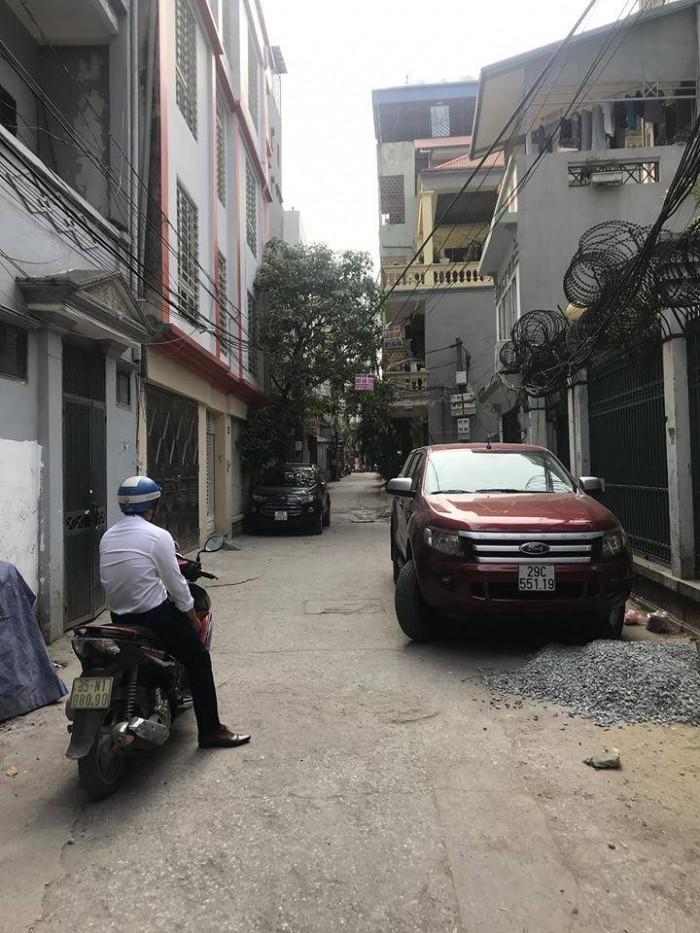 Bán nhà Giang Văn Minh, quận Ba Đình, 52m, 5t