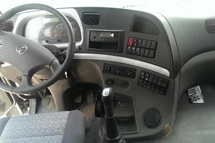 Bán xe ben Shacman mới và đã qua sử dụng tại khu cực Nam bộ 20