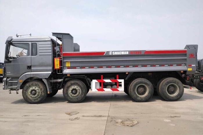 Bán xe ben Shacman mới và đã qua sử dụng tại khu cực Nam bộ 17