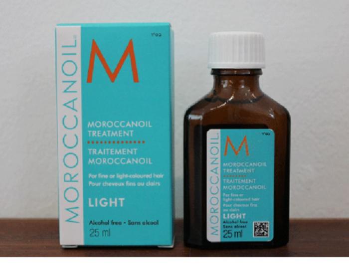 Tinh dầu dưỡng tóc Moroccanoil Treatment Light 25ml5