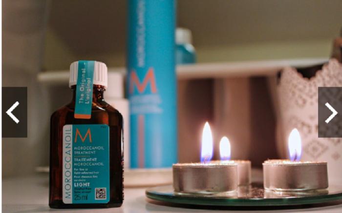 Tinh dầu dưỡng tóc Moroccanoil Treatment Light 25ml2