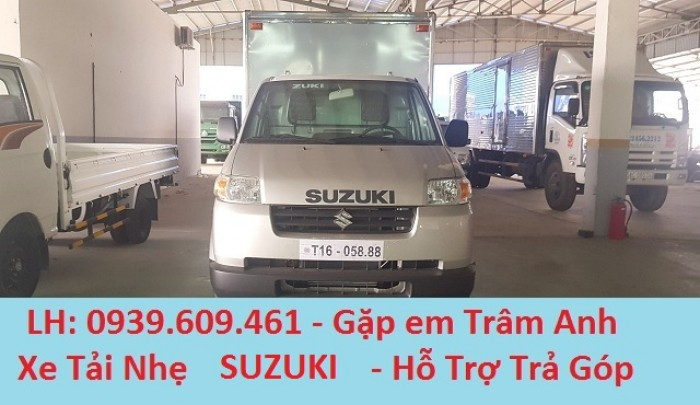 Suzuki Pro Thùng Kín 2018